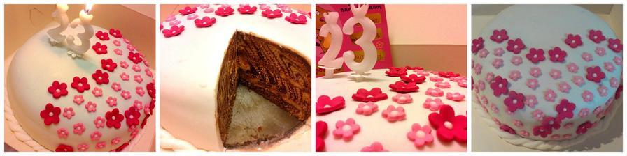 @kikina883 Torta pre kolegynku