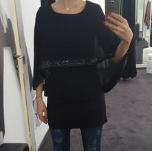 Šaty   Chantall   Čierna - Detský bazár  0495ab5916d