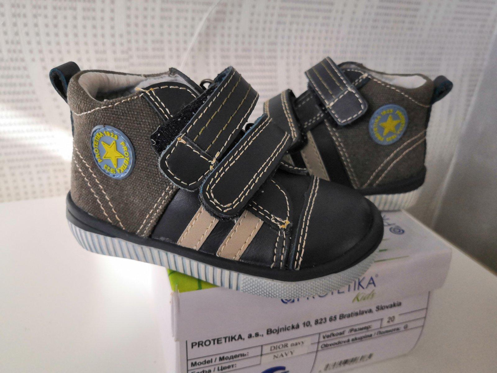 11c0475c17b80 Perfektné moderné topánky, protetika,20 - 16 € od predávajúcej luciab123 |  Detský bazár | ModryKonik.sk