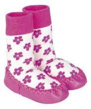 Kvetinkové ponožkové capačky, <17 - 24