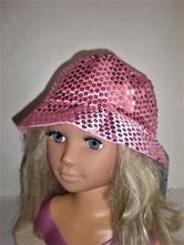 Trblietavý klobúk na leto, 92 - 122