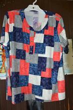 Dámska moderná košeľa výborný materiál, 42 - xxxl