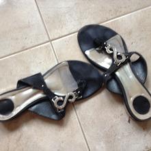 Sandalky, baťa,38