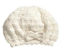 74/80 biela prechodná čiapka, h&m,74 / 80