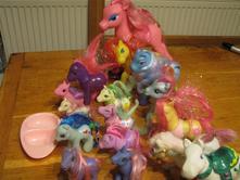 Predám 18 ks ponny,