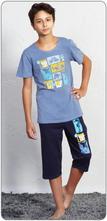 Detské pyžamo capri ocean life-det., 152
