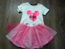 84f99121a7f4 Rozkošný kompletík tylová suknička a tričko