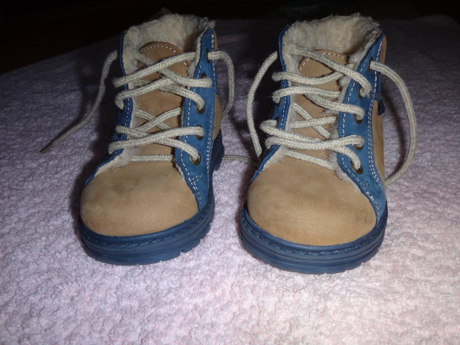 edb5797330 Zimné kožené topánky nové