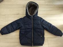 Zimná bunda, benetton,110