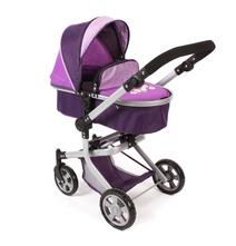 Bayer chic mika purple checker ,