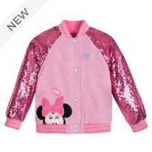 Disney minnie mouse mikinková bundička, disney,92 - 140