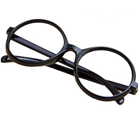 f904dd741 Štýlové číre okuliare harry potter - čierne, - 4,99 € od ...