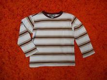 Pásikavé tričko, h&m,122