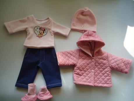 0588b9c85 Oblečenie pre bábiku baby born, - 26 € od predávajúcej ailin ...