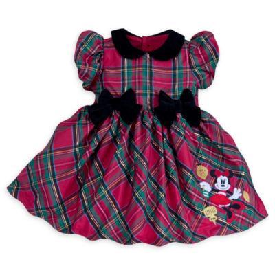 50db9727d521 Disney minnie mouse vianočné šaty