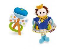 Yookidoo kráľovská hrkálka princ/princezná,
