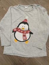 Zimne tričko s tučniakom, pepco,92
