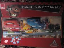 Puzzle auta ,