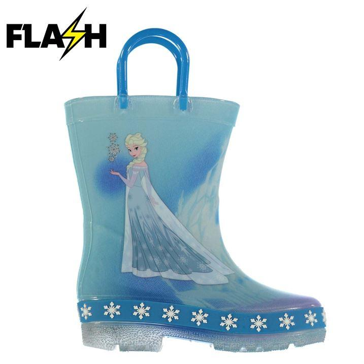 Disney frozen svietiace gumáky 25dd8d9c71e