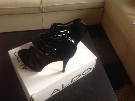 1a5d86a228 Luxusné dámske sandále značky aldo