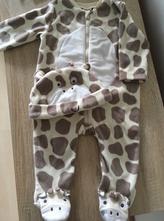 Overal s čiapkou (žirafa) veľ.62-68, tu,62