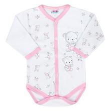 Dojčenské celorozopínacie body new baby bears., new baby,50 / 56 / 62 / 68