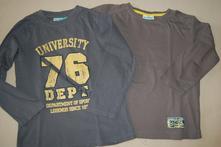 2 tričká na 7-8 rokov, dopodopo,122