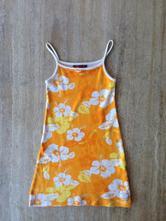 Letné šaty h&m č. 122 na 6-7 r., s poštovným, h&m,122