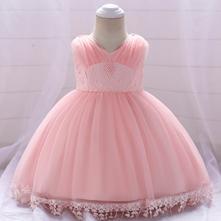 7261bdd09cd2 Krásne detské šaty l1835xz - ružové