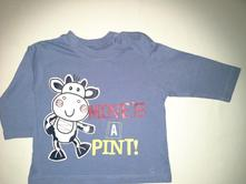 Dlhorukávové tričko, cherokee,68