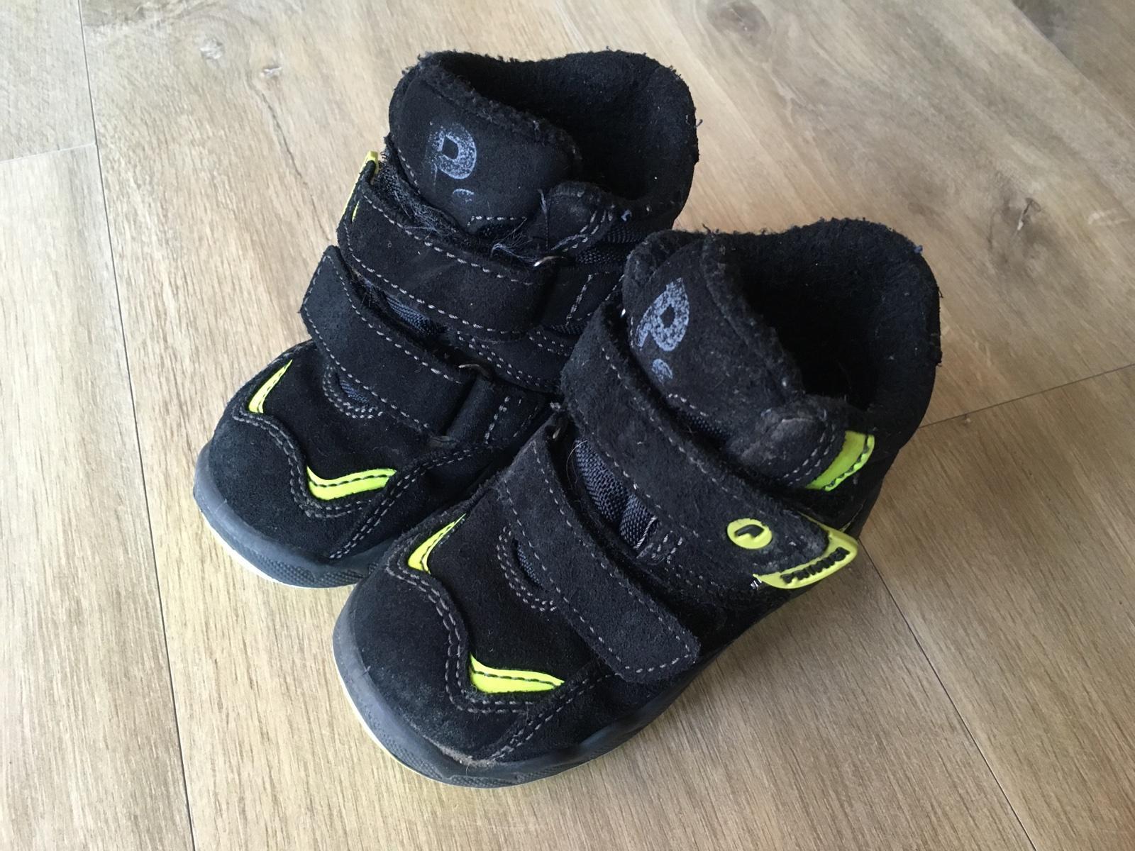 Zimné topánky primigi f9721f71445