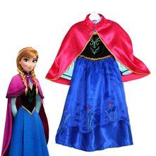 Detské frozen anna šaty kostým - ihned k odberu eaec8f75162