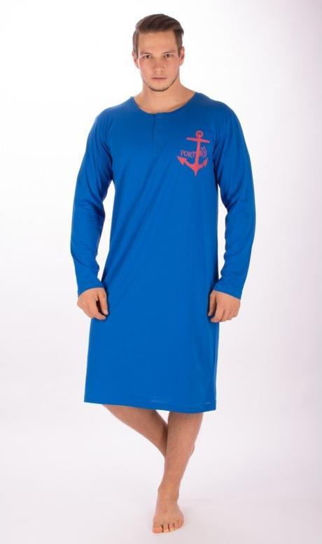 f5b867192 Pánska nočná košeľa kotva, xl - 14,50 € od predávajúcej zuzlik0402 | Detský  bazár | ModryKonik.sk