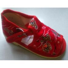 Výpredaj - sandálkové papučky č.16 - 30, s´botex,17 - 30