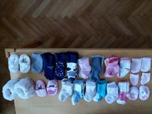 Balík ponožky a papučky,