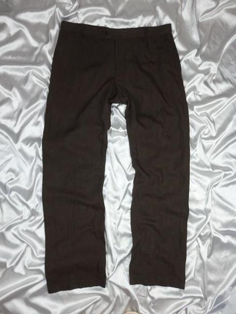 b0e39fcb36a0 Armani luxusné letné nohavice