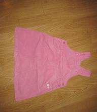 Staroružové  menčestrové šaty v. 98, cherokee,98