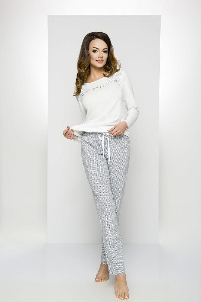 0da5eab2d248 Dámske dvojdielne pyžamo regina 836