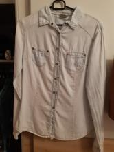 Riflova košeľa, bershka,36