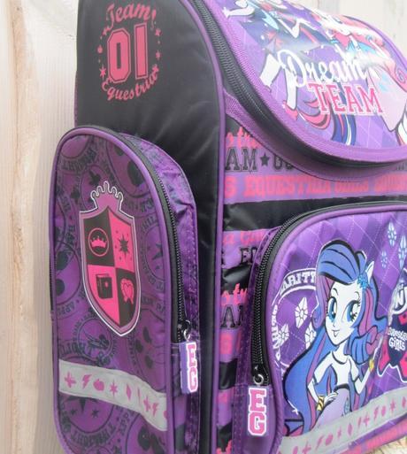 5259a5fd66 Školská taška aktovka equestria girls 191411