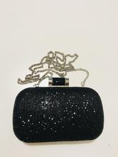 Spoločenská čierna kabelka,