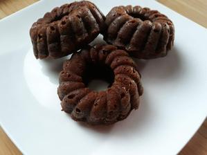 Čokoládové muffinky s ricottou