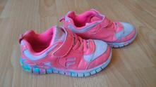 Ružové neónové tenisky, max 18cm, fila,27