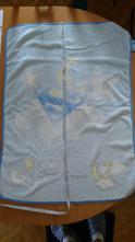 Mäkkučká deka 100x70,