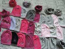 Jarné  čiapky pre dievčatá - slov. výrobca, repal,80 - 158