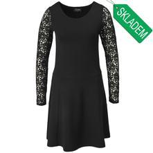 Dámské šaty s dlouhým rukávem, topolino,36 - 46