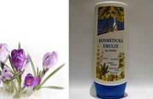 Kozmetická emulzia účinná pomoc pre unavené nohy,