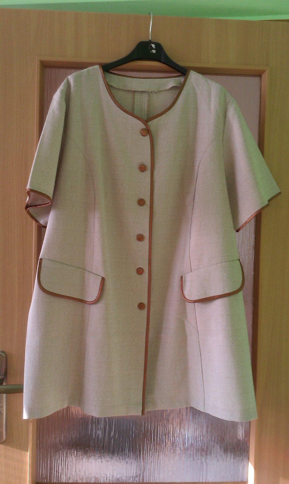 a3a0024c6114 Letný dámsky sukňový kostým
