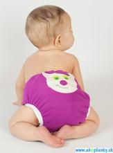 Bum wrap design, ella's house,4 kg - 9 kg