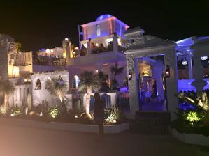 Noc v Grécku